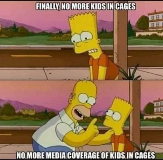 The Simpsons Immigration Meme